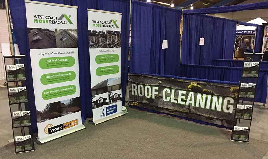 Vancouver Roof Cleaning Homeshow
